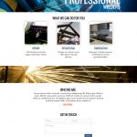 Butte West Welding Website Design