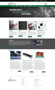 JH Compunet Website