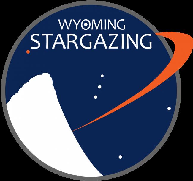 Wyoming Stargazing Logo