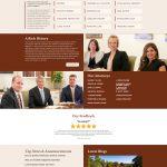 Stone Crosby Law Website Design