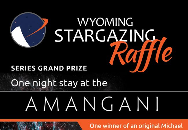 Wyoming Stargazing Speaker Series Raffle